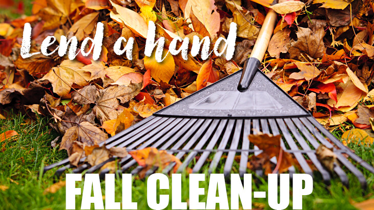 Bethesda Fall Clean-up