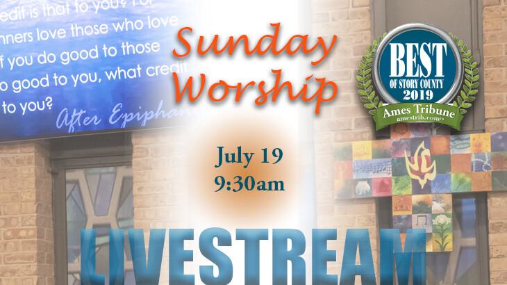 Worship - Livestreamed