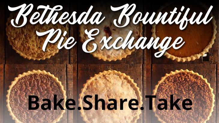 Bethesda Bountiful Pie Exchange DROP-OFF