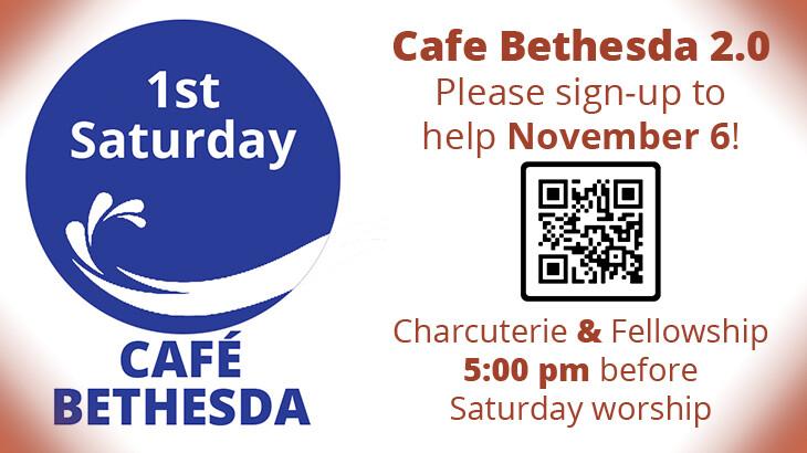 Cafe Bethesda - November