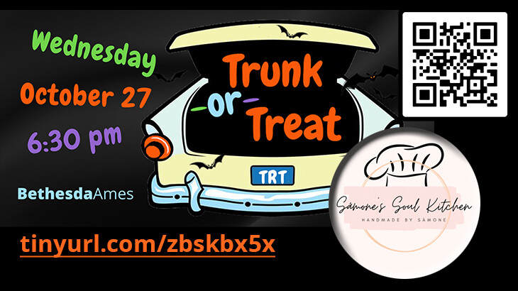 Trunk -or- Treat